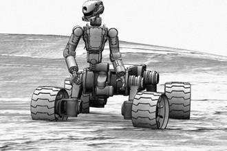 «Возимся с этой ерундой»: внуков робота Федора пошлют на Луну