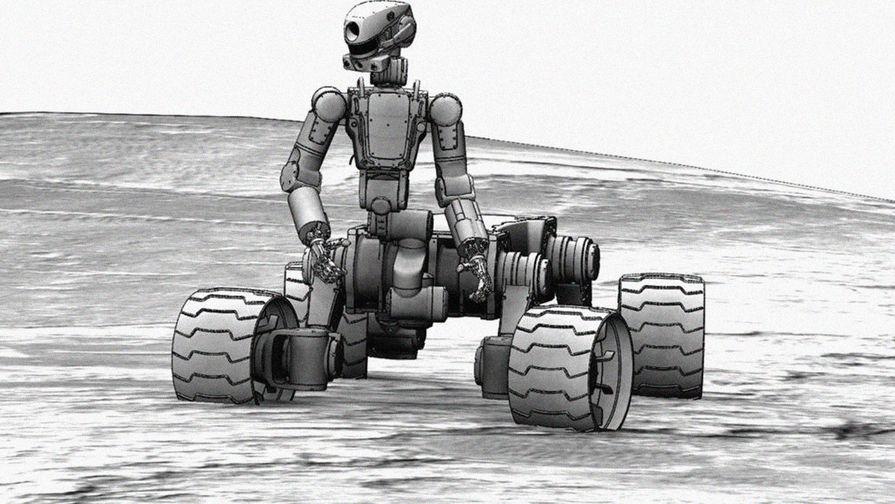 Роскосмос отправит на Луну внуков робота Федора