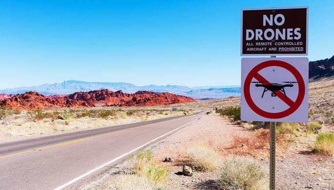 Вынужденная мера: в США приняли новый закон о дронах