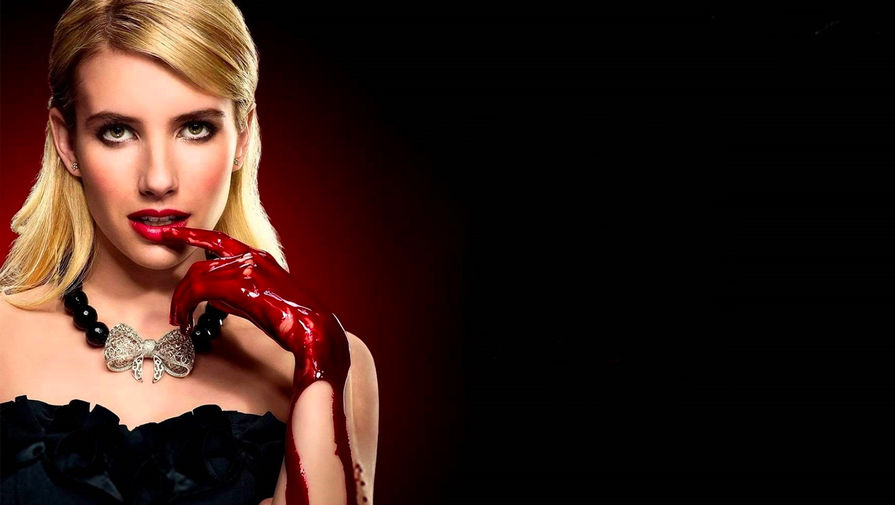 Фрагмент постера к сериалу «Королевы крика»