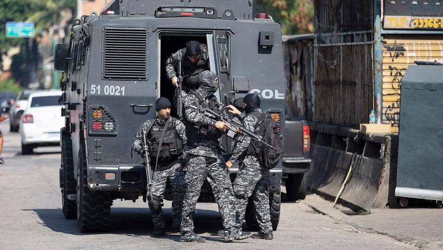 25 погибших: в Бразилии ОПГ