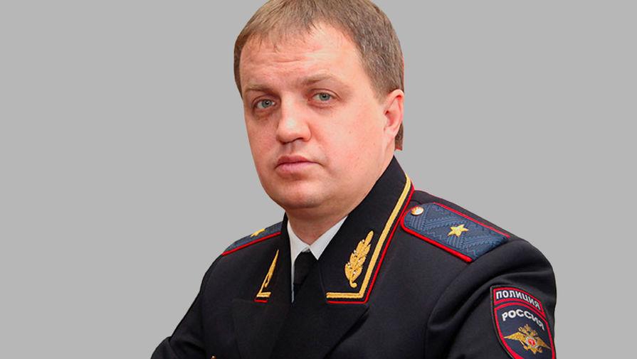 Замначальника ГИБДД России Александр Быков назначен руководителем ГАИ Москвы
