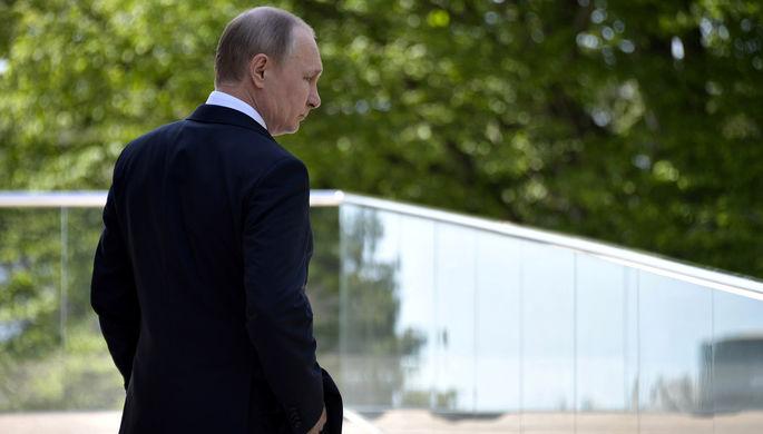 Путин против евротандема
