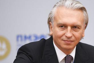 Генеральный директор ПАО «Газпром нефть» Александр Дюков на Петербургском международном экономическом форуме, 25 мая 2018 года