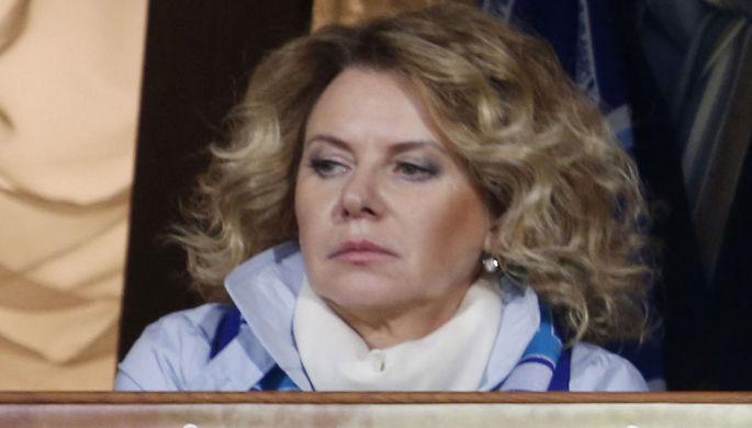 Наталья Тимакова и Марина Ентальцева