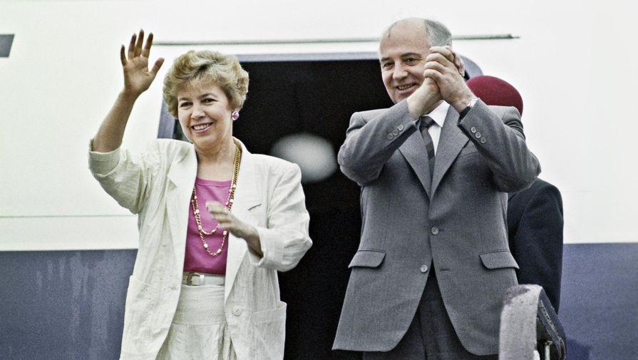 Визит Генерального секретаря ЦК КПСС Михаила Горбачева в Китайскую Народную Республику
