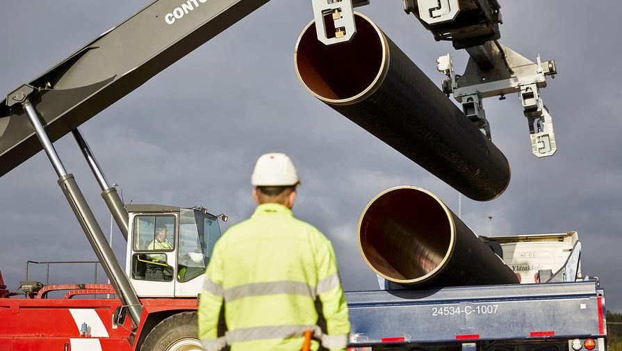 Германия назвала сроки принятия решения по «Северному потоку — 2»