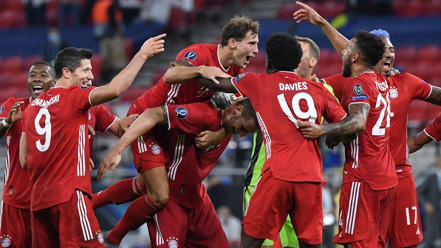 Бавария проиграла клубу второго дивизиона и вылетела из Кубка Германии