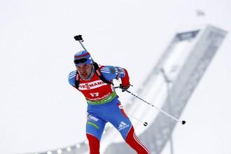 Евгений Гараничев выиграл медали во всех гонках в Холменколлене