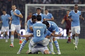 «Лацио» обыграл «Рому» в 49-й раз