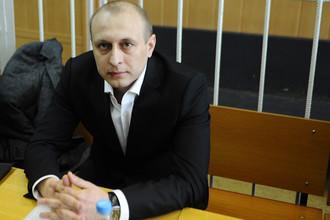 Бывший глава юридической службы ООО «Мира» Дмитрий Митяев не признал вину