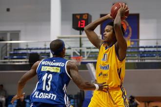«Химки» и выступление в баскетбольном Еврокубке тоже начали с поражения