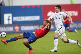 Алексей Березуцкий стал героем матча с «Динамо»