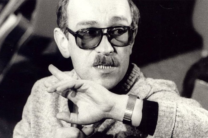 Архивное фото А. Меньшикова, 1988 год