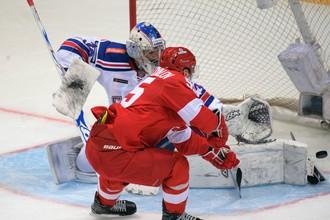 «Спартак» проиграл СКА на своем льду