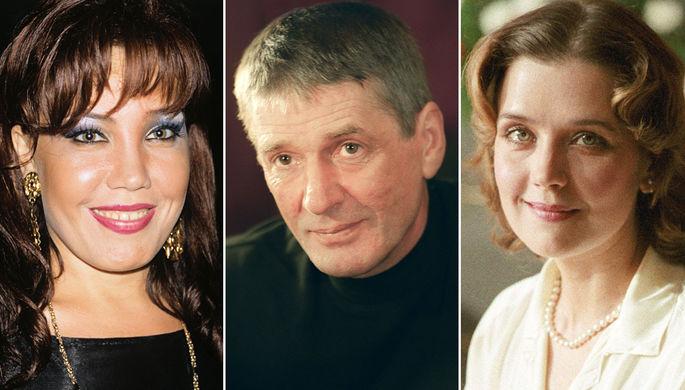 Азиза, Александр Абдулов, Ирина Алферова