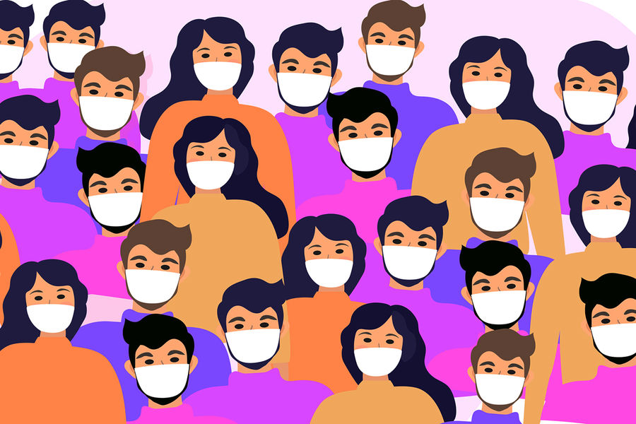 Р'РРѕСЃСЃРёРё подтвердили еще 23 807 случаев коронавируса