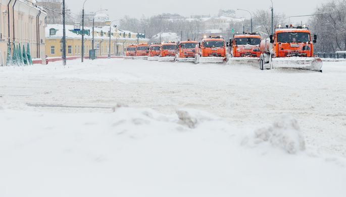 Последствия снегопада в Москве, 4 февраля 2018 года