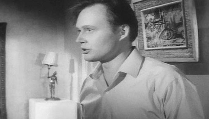 Геннадий Печников в кадре из фильма «Шумный день»