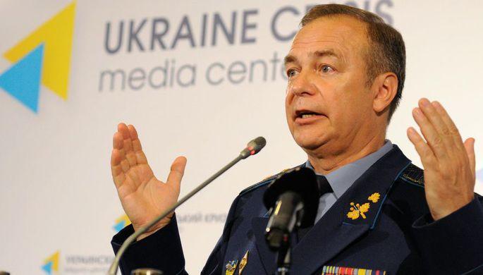 Генерал Игорь Романенко