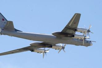 Сопроводили Ту-95: Норвегия подняла F-16 над Северным морем