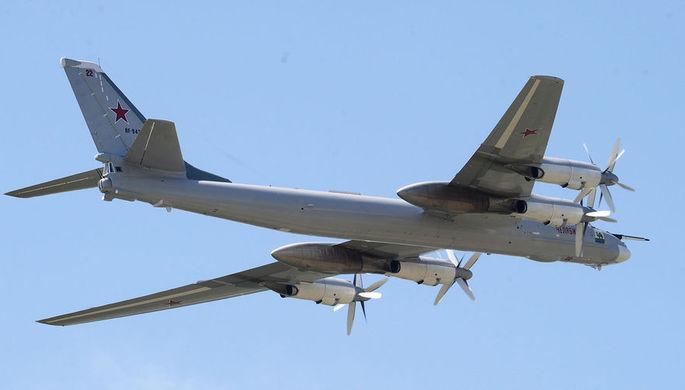 Девять часов полета: истребители Японии сопроводили ракетоносцы России