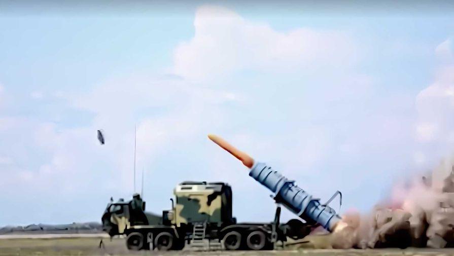Ракета против кораблей: Украина испытала «Нептуна»