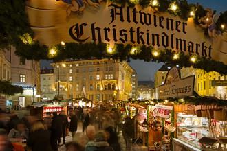 Тихая ночь: как отмечают Рождество в Австрии