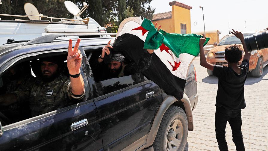 «Источник мира»: Турция начала военную операцию в Сирии
