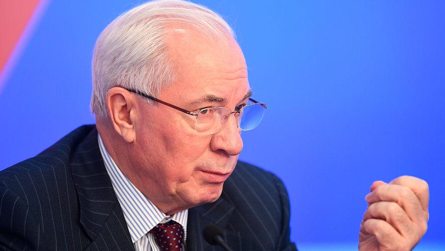 Экс-премьер Украины назвал свою страну беднейшей в Европе