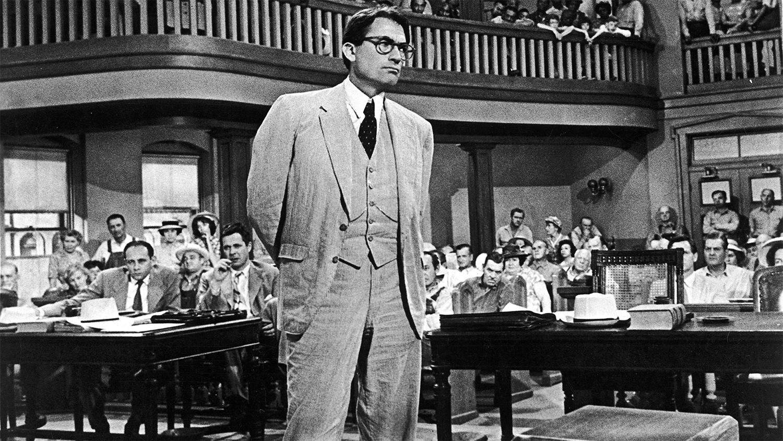 Кадр из фильма «Убить пересмешника» (1962)