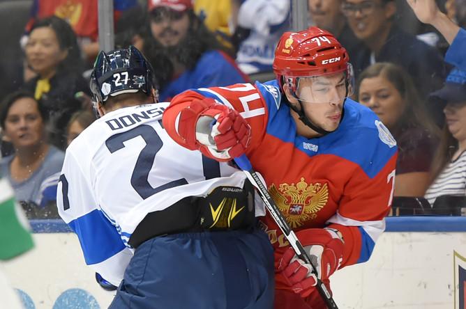 помощью кубок мира по хоккею 2016 россия финляндия результат натягивая