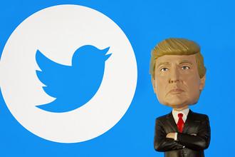 Twitter защитился от Трампа