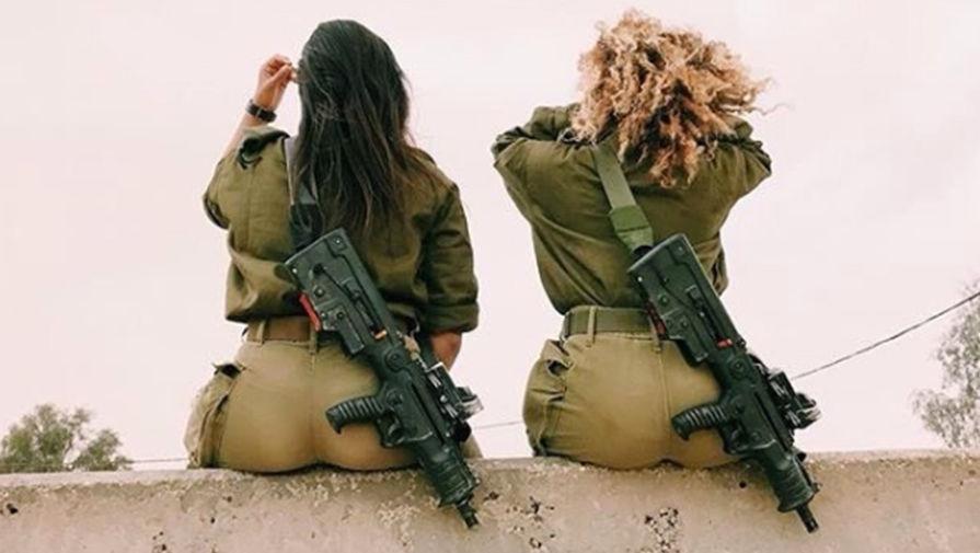 Israeli girls ass — pic 5