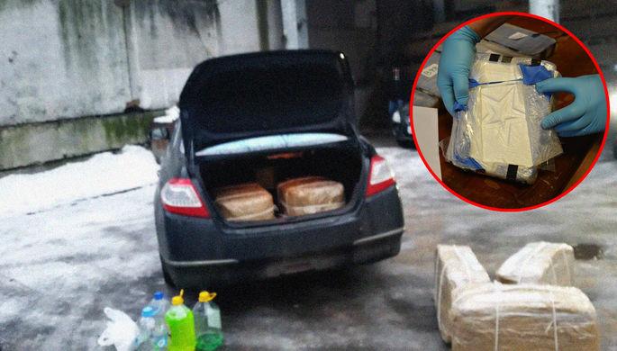 Посольство РФ в Германии прокомментировало «кокаиновое дело»