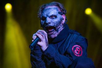 Кори Тейлор в составе группы Slipknot