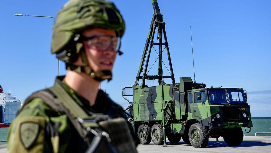 Достаточно одного удара: Швеция боится российских десантников