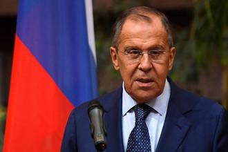 «Так разговаривать нельзя»: Лавров о высылке дипломатов из ФРГ