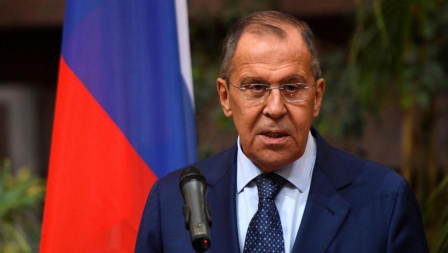 Лавров рассказал об итоговом соглашении по Ливии