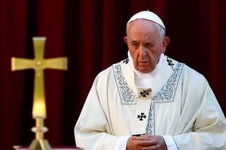 Никакого варварства: Папа Римский обратился к Кремниевой долине