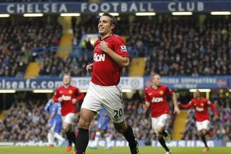 Ван Перси сыграет против своего бывшего клуба