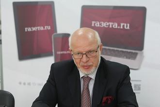 Председатель совета при президенте РФ по развитию гражданского общества и правам человека (СПЧ) Михаил Федотов