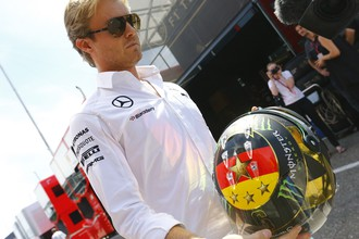 Квалификация домашнего Гран-при сложилась для Нико Росберга даже как-то слишком легко