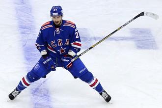 Вячеслав Войнов дебютировал в КХЛ с победы
