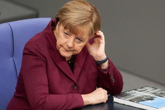 Германия стелется под Украину