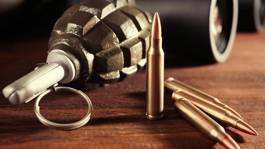 В Петербурге задержан мужчина с гранатой без чеки в руке