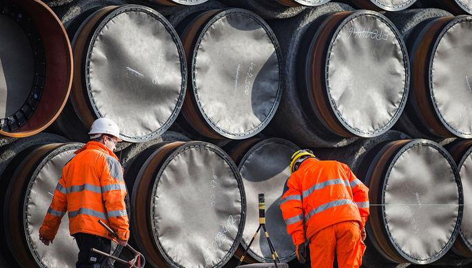 Санкции заработали: США остановили «Северный поток – 2»