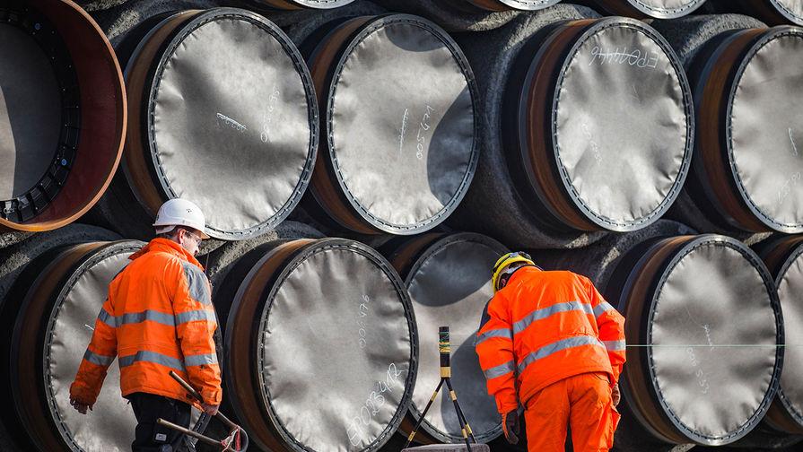 На Украине испугались прекращения транзита газа до завершения «Северного потока — 2»