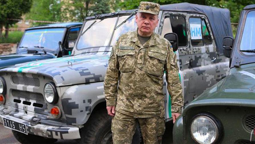 Генерал Андрей Таран