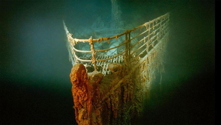"""С """"Титаника"""" поднимут телеграф Marconi"""
